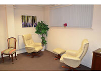 Spacious Therapy Rooms / Consulting Rooms in Harley Street