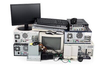 Wanted: Ewaste old computers scrap computers appliance removal