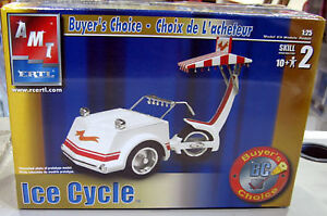 AMT Ice Cycle model kit