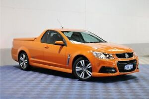2013 Holden Ute VF SS Orange 6 Speed Automatic Utility East Rockingham Rockingham Area Preview