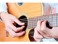 Guitar Lessons in East Kilbride with experienced and qualified Teacher