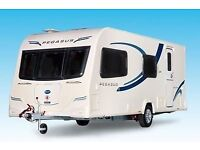 Bailey Pegasus II Ancona - £9,450 OVNO. Great condition, fantasic family tourer perfect layout !!