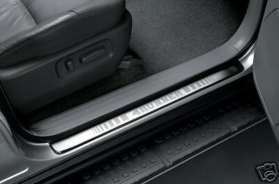 OEM 2003-2008 Toyota Corolla Front Door Sill Kick Panel Trim Left//Right
