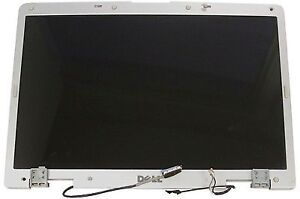Dell XPS M1710 Laptop 17.1 Complete Screen Assembly