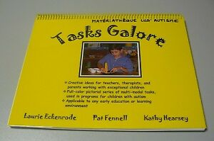 Tasks Galore book.