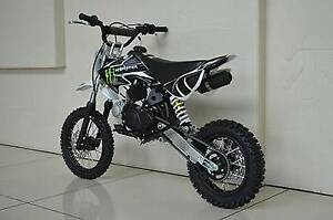 DDB 125cc PITBIKE - NEW  $1090  SEMI AUTO WITH ELECTRIC START Forrestfield Kalamunda Area Preview