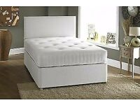 new white king size bed =========free delivery