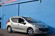 2007 Peugeot 207 Hatchback- STYLISH with LOW k's Enfield Port Adelaide Area Preview