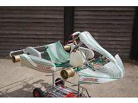 Tony Kart 2015 Chassis