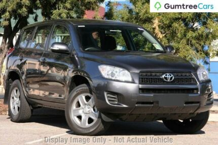 2010 Toyota RAV4 ACA33R MY09 CV Grey 4 Speed Automatic Wagon Ringwood East Maroondah Area Preview