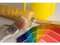 Experienced Painter/Decorators Required: Immediate start - £550 Per Week!