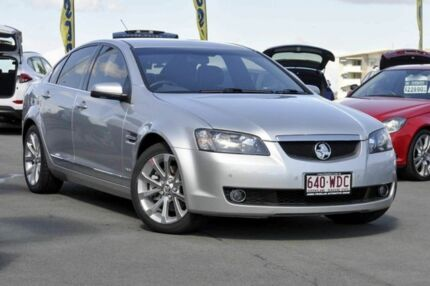 2010 Holden Calais VE MY10 V Silver 6 Speed Sports Automatic Sedan