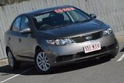 2010 Kia Cerato TD MY10 S Grey 4 Speed Sports Automatic Sedan Kedron Brisbane North East Preview