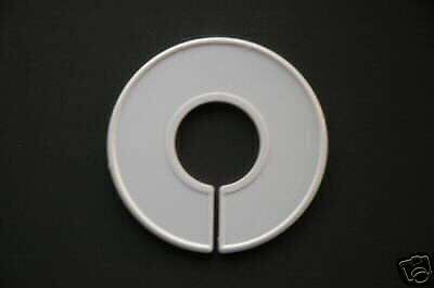 Plastic Clothing Round Rack Size Dividers Lot of 100