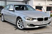 2012 BMW 320i F30 Sedan 4dr Spts Auto 8sp 2.0T Kariong Gosford Area Preview