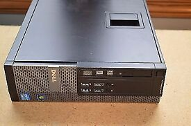 Dell i5 OptiPlex 7010 Desktop PC (Win7x64)