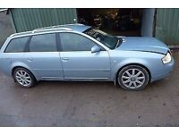 AUDI A6 C5 1.9 TD AUTO BREAKING FOR PARTS & SPARE
