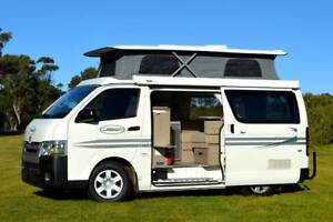 Toyota Sunliner Diesel Campervan with Complete Kitchen & Low Km! Albion Park Rail Shellharbour Area Preview