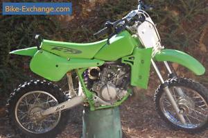Kawasaki Kx 60 2stroke Fixup or for parts