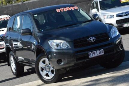 2008 Toyota RAV4 ACA33R MY08 CV Grey 5 Speed Manual Wagon