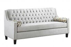Tufted Fabric Sofa with More than 200 Color Options(AC02)