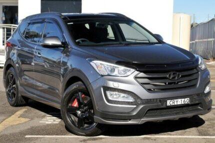 2015 Hyundai Santa Fe DM2 MY15 SR 6 Speed Sports Automatic Wagon Gosford Gosford Area Preview