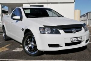 2008 Holden Ute VE Omega White 4 Speed Automatic Utility Gosford Gosford Area Preview