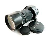 canon fd 300mm f4 lens