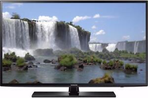 "Samsung 58"" 1080P HD Smart TV, 1 Year Warranty"
