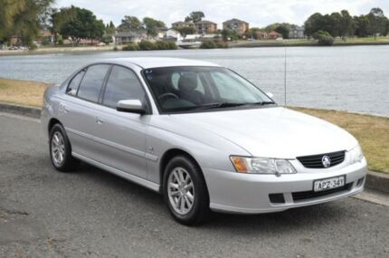 2003 Holden Commodore VY II Acclaim Silver 4 Speed Automatic Sedan