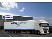 Langdons Class 1 Artic Drivers (Day and Night shifts available)