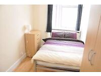 ***** LOVELY DOUBLE ROOM IN TURNPIKE LANE - SINGLE USE *****