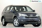 2010 Honda CR-V RE MY2010 Luxury 4WD Grey 5 Speed Automatic Wagon Ringwood East Maroondah Area Preview