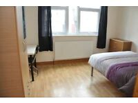 MOVE IN TODAY, Amazing double room for single person, CENTRAL LONDON, ZONE 2!
