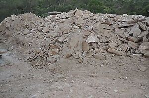 FREE Clean fill. Sandstone. Free delivery. Kellyville Kellyville Ridge Blacktown Area Preview