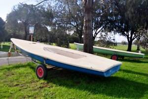 2x Laser Sail Boats $120 each Dalkeith Nedlands Area Preview