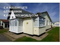Holiday Chalet, South shore holiday village, Bridlington