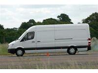£15ph Man with van, van and man, man and van for hire, van for hire, house removals, van with man