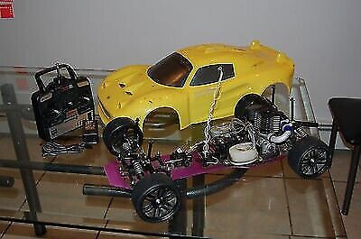 Schumacher lotus Elise big 6 1/6 scale nitro rc car wanted!! | in
