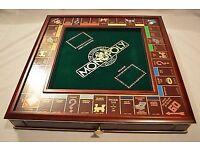 Franklin Mint Monopoly Collectors Edition