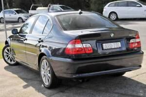 2004 BMW 325i E46 Executive Sedan