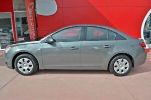 2012 Holden Cruze JH Series II MY12 CD Grey 6 Speed Sports Automatic Sedan