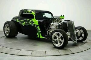 Ford model A 3 or 5 window coupe wanted !