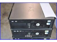 2 X DELL OPTIPLEX TOWERS SPARES OR REPAIR
