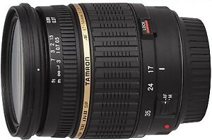 Tamron SP AF 17-50mm f/2.8 XR Di II LD IF for CANON