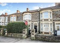 Lovely 1 bed flat with office/box room for rent in Fishponds, bright & airy, available 1st August