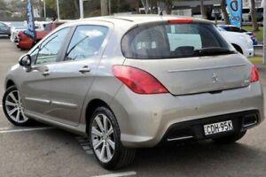 2011 Peugeot 308 T7 XSE Turbo Grey 6 Speed Manual Hatchback