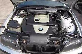 HEAD OUT OF 2003 BMW E46 320D 150BHP, MORE ENGINE PARTS AVAILABLE