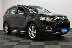 2014 Holden Captiva CG MY15 7 AWD LTZ Black 6 Speed Sports Automatic Wagon