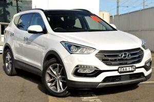 2015 Hyundai Santa Fe DM3 MY16 Highlander White 6 Speed Sports Automatic Wagon Gosford Gosford Area Preview